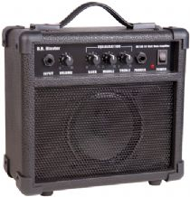 BB10BS BLASTER 10 W BASS GUITAR PRACTICE AMP/COMBO New!